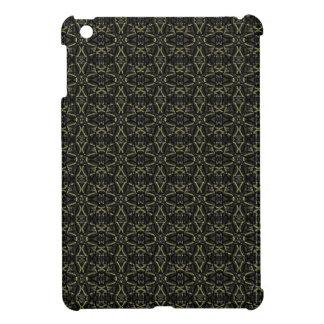 Dark Interalce Tribal iPad Mini Cases
