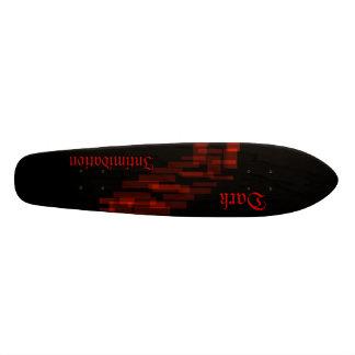 Dark Intimidation Skate Boards