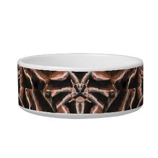Dark Intricate Modern Tribal Bowl