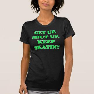 dark keep skatin!! T-Shirt