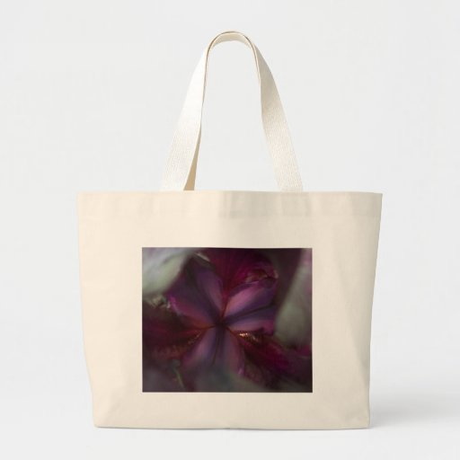 Dark Knight  - Abstract flower series 2 Canvas Bags