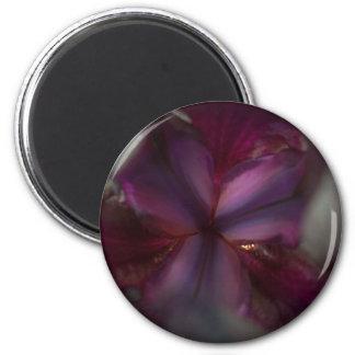 Dark Knight  - Abstract flower series 2 Fridge Magnet