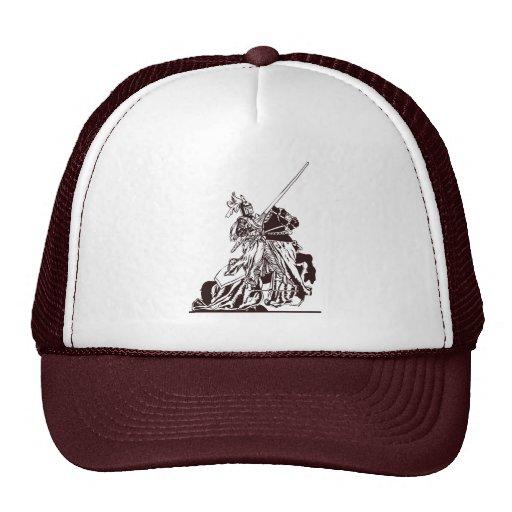 Dark Knight Mesh Hat