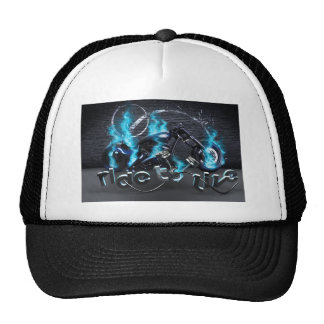 Dark Knight Mesh Hats