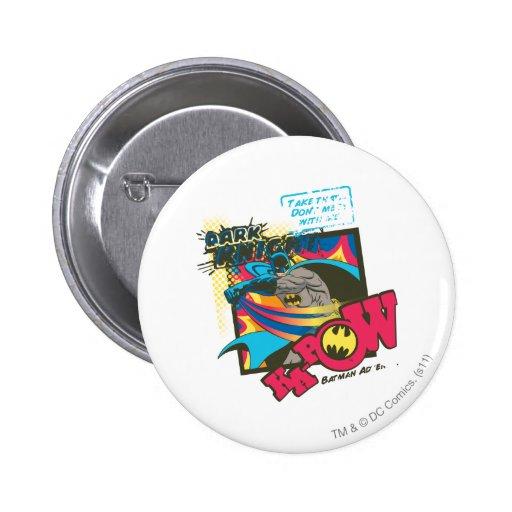 Dark Knight KA-POW Buttons