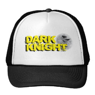 Dark Knight Logo Mesh Hat