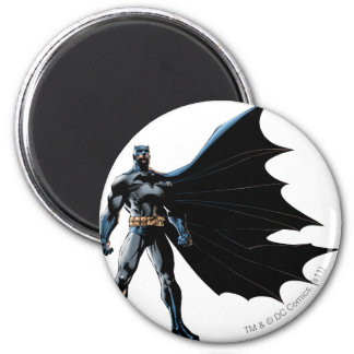 Dark Knight Night 6 Cm Round Magnet
