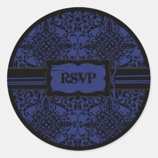 Dark Knight RSVP Sticker