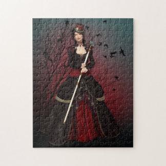 Dark Lady Puzzle