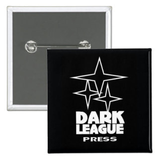 DARK LEAGUE PRESS Square Button Pin