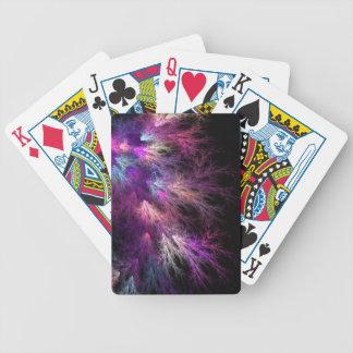 Dark Lightening Bicycle Playing Cards