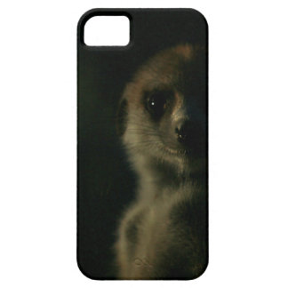 Dark meerkat - iPhone 5 case
