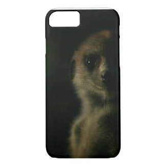 Dark meerkat - iPhone 7 case
