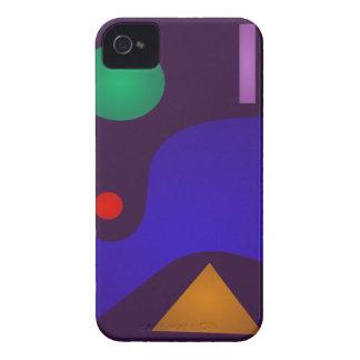 Dark Minimalism iPhone 4 Case
