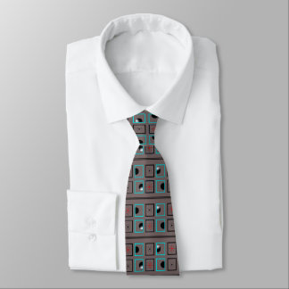DARK MOONS TIE, i Art and Designs, Cocuyo A & D Tie