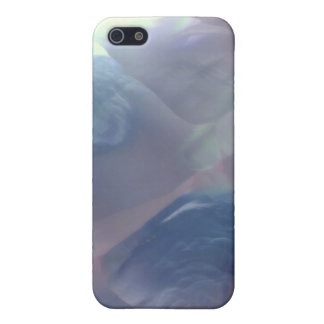 Dark Mother of Pearl Pattern iPhone Case Case For iPhone 5/5S