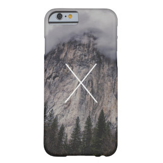 Dark mountain barely there iPhone 6 case