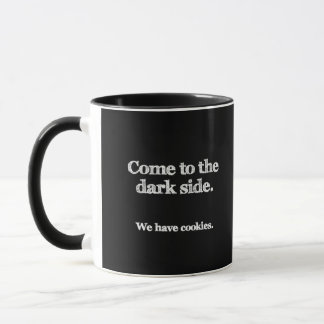 dark mug