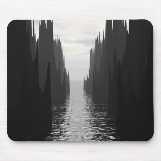Dark Passage Mouse Pad