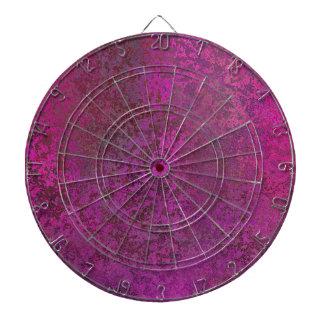 Dark Pink Dartboard