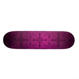 dark pink skate decks