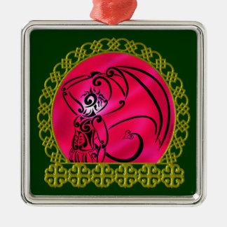 Dark Prince Ornament Premium Square