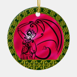 Dark Prince Ornament Round