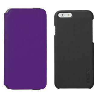 Dark Purple Incipio Watson™ iPhone 6 Wallet Case