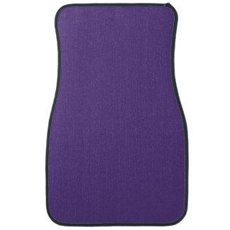 """""""Dark Purple"""" Floor Mat"""