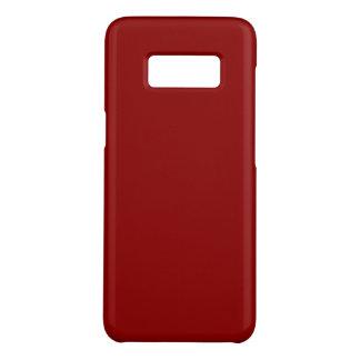 Dark Red Case-Mate Samsung Galaxy S8 Case