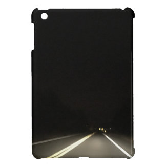 Dark roads and Night time adventures Cover For The iPad Mini
