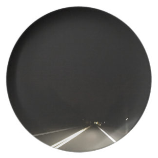 Dark roads and Night time adventures Plate