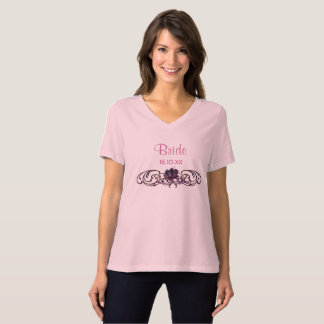 Dark Romance Bride T-Shirt