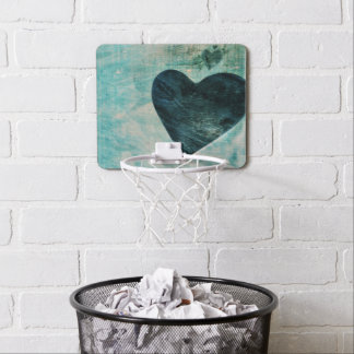 Dark Romance Mini Basketball Hoop