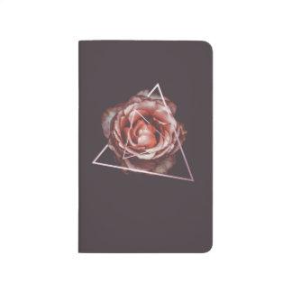 Dark rose journal