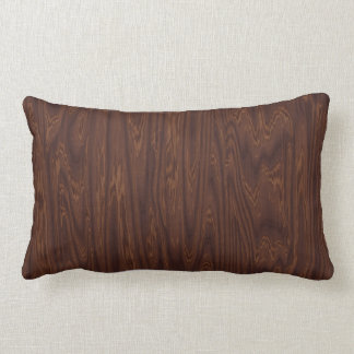 Dark Rosewood Lumbar Cushion