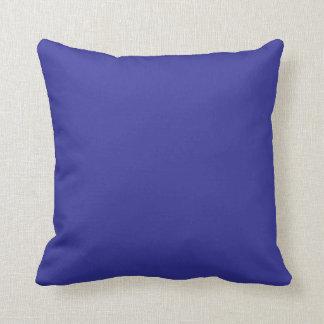 dark royal blue  pillow