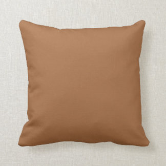 Dark Sandy Beige Coffee Caramel Brown Color Only Cushion