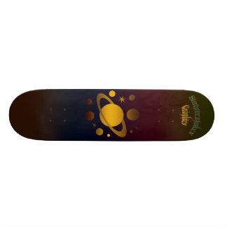 Dark Saturn Skateboard