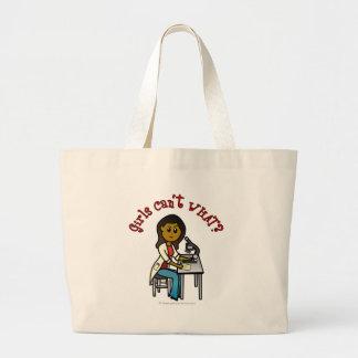 Dark Scientist Girl Bag