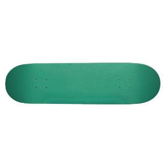 DARK SEA GREEN (solid color) ~ Skateboard Decks