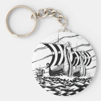 dark sea voyage key ring