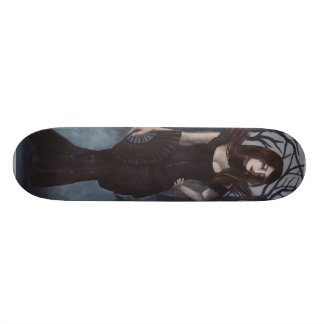 Dark September - Skateboard
