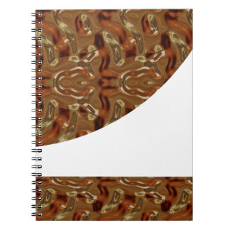 DARK shade SPARKLE Crystal: GREETINGS lowprice Spiral Notebooks