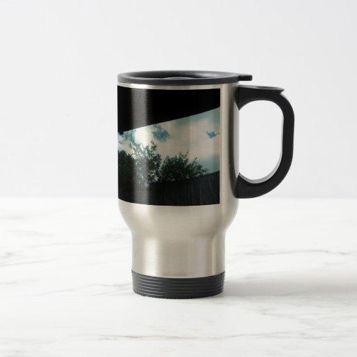 DARK Shades SKY LAND NewJersey USA CherryHILL FUN Mugs
