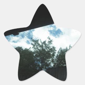 DARK Shades SKY LAND NewJersey USA CherryHILL FUN Star Sticker