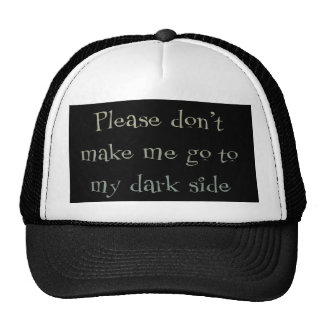 Dark Side Hats