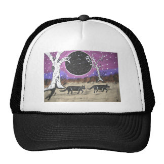 Dark Side Of The Moon Mesh Hats