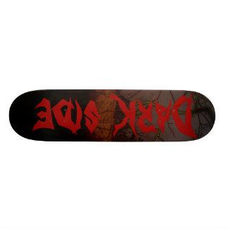 Dark side custom skate board