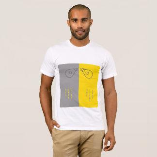 Dark Side v/s Light Side T-Shirt
